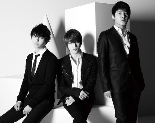 ドーム公演のライブ音源の着うた配信がスタートしたJUNSU/JEJUNG/YUCHUN (c)Listen Japan
