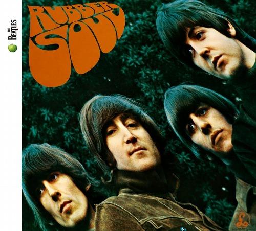 ビートルズの「ノルウェーの森」が収録されているアルバム『ラバー・ソウル』 (c)Listen Japan