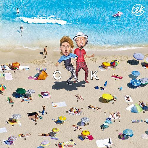 C&Kのシングル「梅雨明け宣言」 (c)Listen Japan