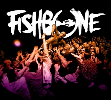 昨年発売された『FISHBONE LIVE』 (c)Listen Japan