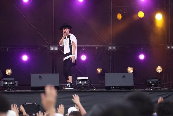 6月11日@「がんばろう!九州 ハウステンボス MUSIC FES.2」(ハジ→I) (okmusic UP's)