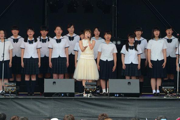 6月11日@「がんばろう!九州 ハウステンボス MUSIC FES.2」(高橋みなみ) (okmusic UP's)