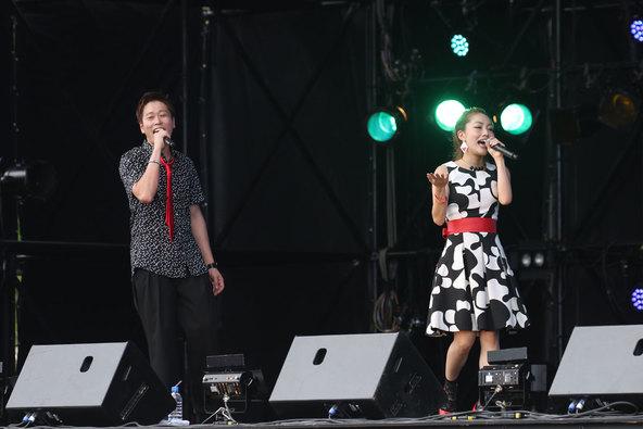 6月11日@「がんばろう!九州 ハウステンボス MUSIC FES.2」(JamFlavor) (okmusic UP's)