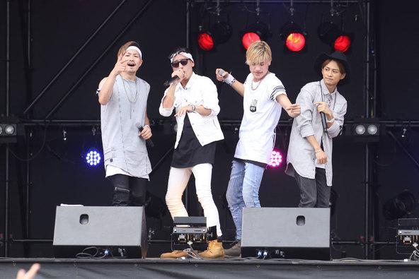 6月11日@「がんばろう!九州 ハウステンボス MUSIC FES.2」(FREAK) (okmusic UP's)
