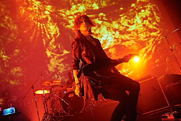 6月9日(木)@『SUGIZO VS INORAN PRESENTS BEST BOUT ~L 2/5~』Photo by Keiko Tanabe  (okmusic UP's)