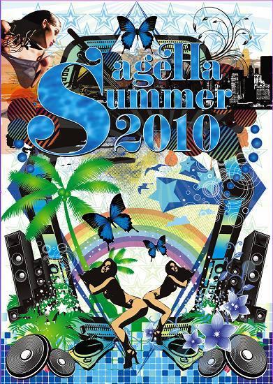 7月から9月にかけ「ageHa SUMMER 2010」と題して9日間イベントを開催 (c)Listen Japan