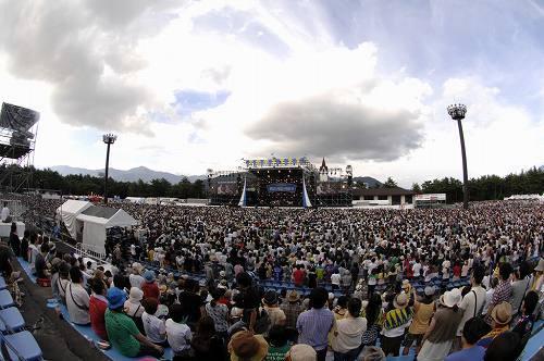 フジファブ志村の遺志を継いだ凱旋ライブに16,000人が集まる (c)Listen Japan