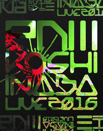 Blu-ray『Koshi Inaba LIVE 2016 ~enIII~』 (okmusic UP's)