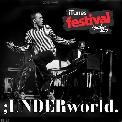 新曲2曲を先行収録した【『iTunes Festival: London 2010 - EP』 (c)Listen Japan