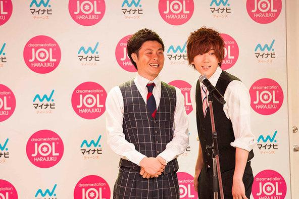 6月16日@JOL原宿 (okmusic UP\'s)