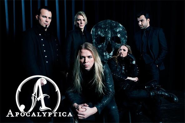 APOCALYPTICA (okmusic UP's)