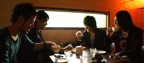 待望の新作をリリースするロックバンド・COOL JOKE (c)ListenJapan