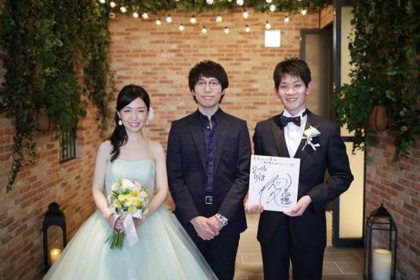 結婚式画像 (okmusic UP\'s)