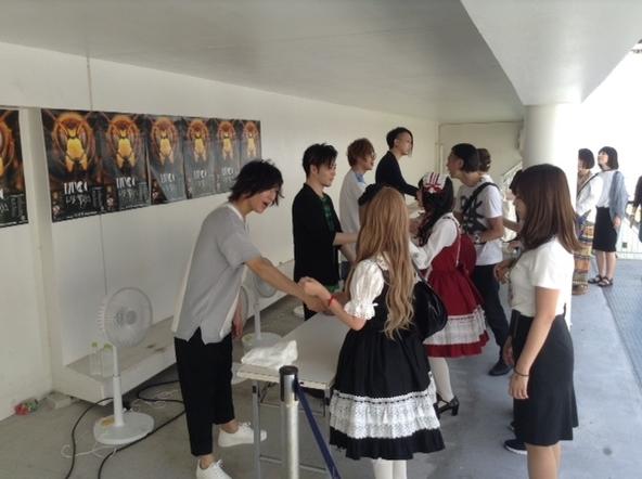 6月18日@ららぽーと豊洲シーサイドデッキメインステージ (okmusic UP\'s)