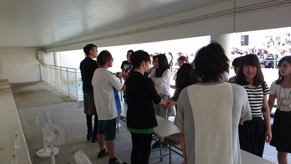 6月18日@ららぽーと豊洲シーサイドデッキメインステージ (okmusic UP's)