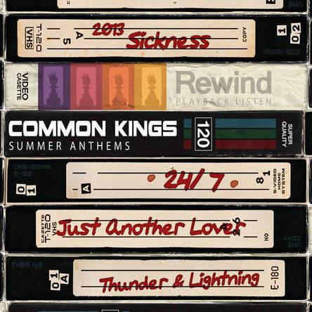 Common Kings (okmusic UP's)