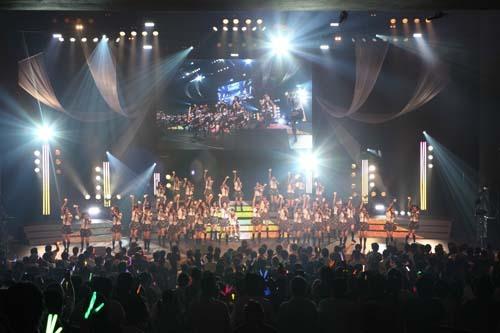 名古屋センチュリーホールで開催されたSKE48初となるリクエスト・アワーの模様1 (c)Listen Japan