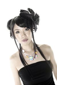 """イベントへの出演が決定した""""ニトロの歌姫""""いとうかなこ (C)Frontier Works Inc./DIGITURBO"""