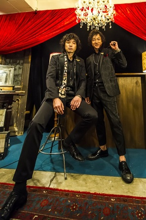 MANNISH BOYS(斉藤和義?中村達也) (okmusic UP\'s)