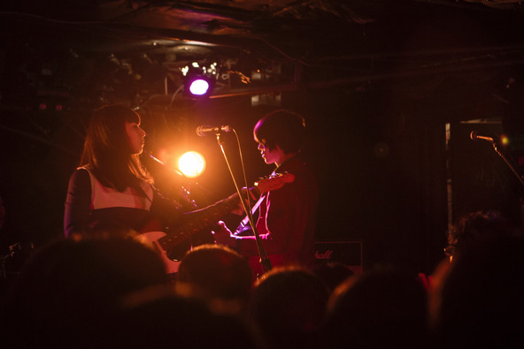 3月28日@下北沢SHELTER photo by 鳥居洋介 (okmusic UP\'s)