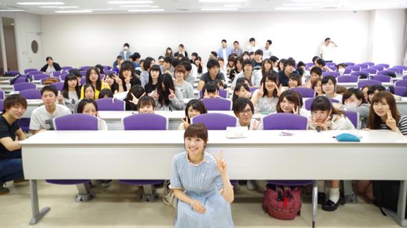 Sakuが日本工学院蒲田のコンサート・イベント科の授業に特別ゲストとして登壇 (okmusic UP's)