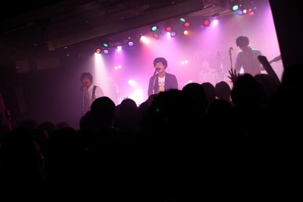 3月29日(土)@東京・渋谷Milkyway (okmusic UP\'s)