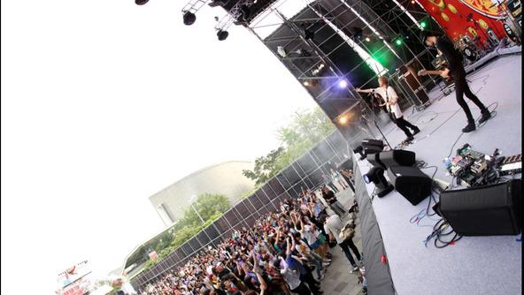 3月29日@「ROCK BANDOH!」 Photo by Viola kam(V'z Twinkle) (okmusic UP\'s)
