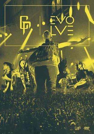 Blu-ray&DVD 『EVOLVE』 (okmusic UP\'s)