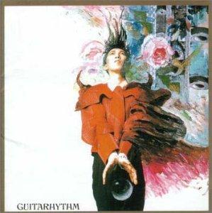 布袋寅泰『GUITARHYTHM』のジャケット写真