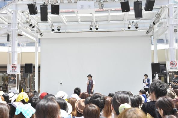 6月26日@ラゾーナ川崎 (okmusic UP's)