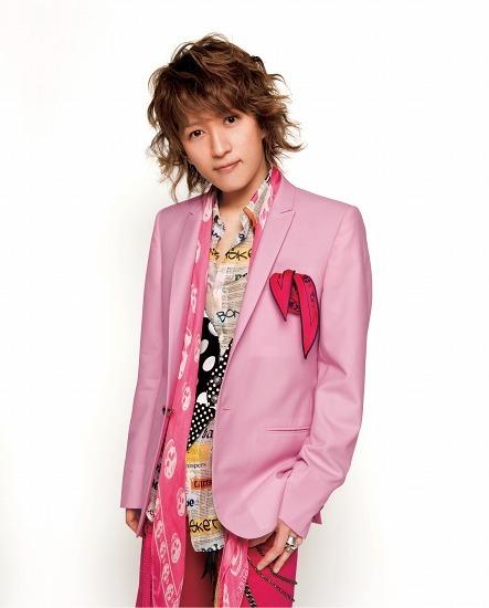 2010年第2弾シングルを発売するTETSUYA (c)ListenJapan