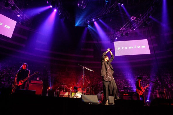 6月26日(日)@大阪城ホール(photo by 渡邉一生) (okmusic UP's)