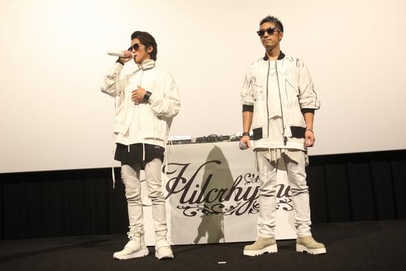 6月30日(木)@東京・TOHOシネマズ新宿 (okmusic UP's)
