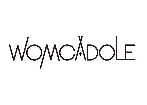 WOMCADOLE ロゴ (okmusic UP's)