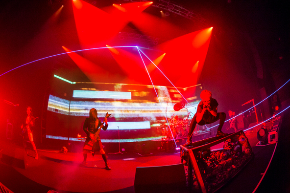 7月4日@Zepp Tokyo (okmusic UP's)