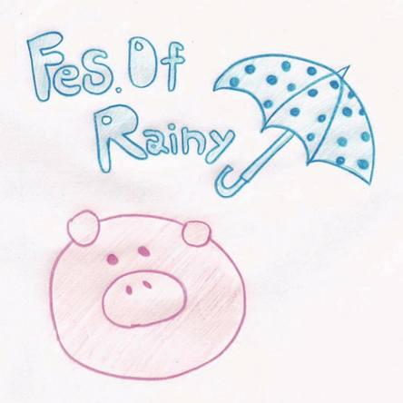 アルバム『Fes. Of Rainy』 (okmusic UP's)