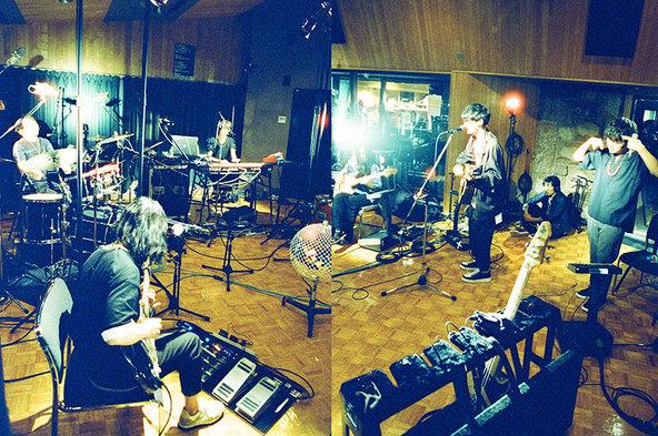 スタジオセッション (okmusic UP's)