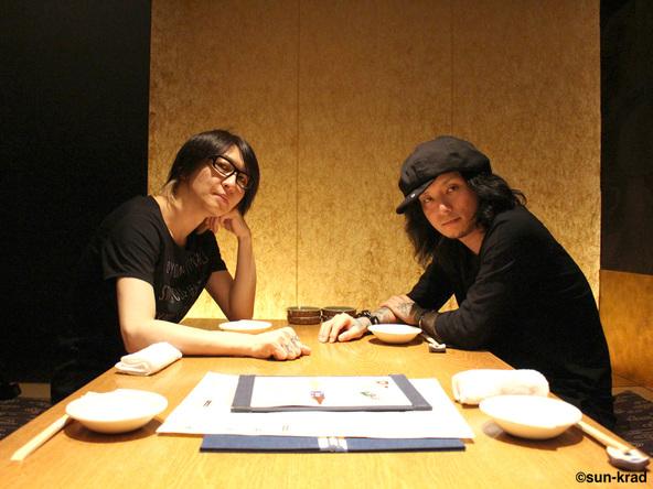 DIR EN GREY 薫×LM.C Aiji (okmusic UP's)