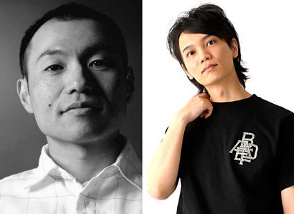 イベントに出演予定の湯浅政明監督(左)、浅沼晋太郎さん(右) (C)四畳半主義者の会