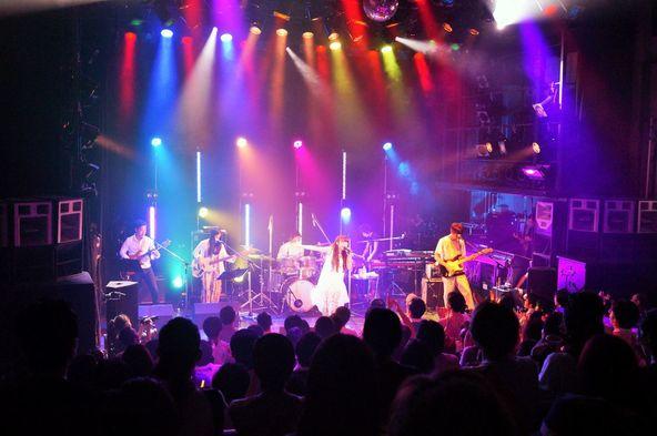 7月10日@渋谷WWW (okmusic UP\'s)
