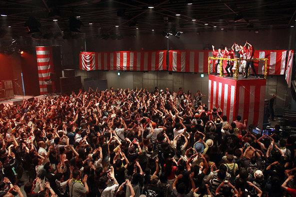 7月10日@札幌ファクトリーホール (okmusic UP's)