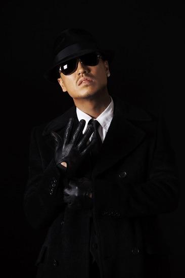 インディーズ・シーンで活躍中のヒップ・ホップアーティスト、AK-69 (c)Listen Japan