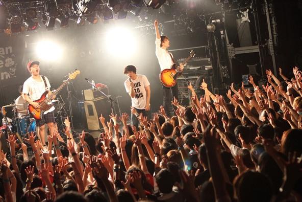 7月10日@梅田クラブクアトロ (okmusic UP's)