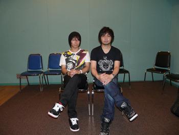 コメントを寄せて頂いた柿原徹也さん(左)、中村悠一さん(右) (C)フロンティアワークス