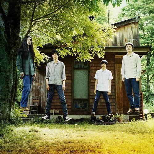 11月に北米ツアーを行うことが発表されたOGRE YOU ASSHOLE (c)Listen Japan