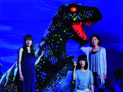 最新ミニアルバム 『Awa Come』(アワ・カム)を10月にリリースするチャットモンチー (c)Listen Japan