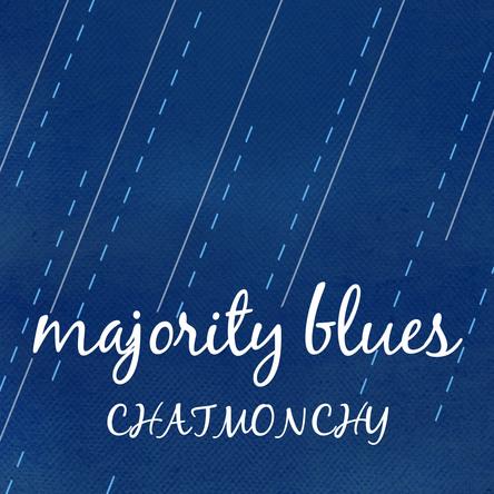 配信楽曲「majority blues」 (okmusic UP's)