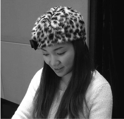 前シングル「ステキな果実」から約1年半振りに、久々の新曲が発表されたコミネリサ (c)ListenJapan