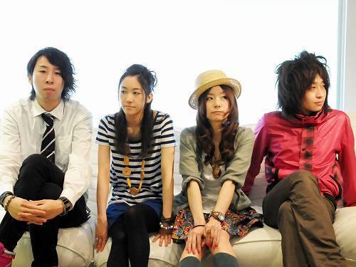 アルバム「オトラベラー」を発売するsoupnote (c)Listen Japan