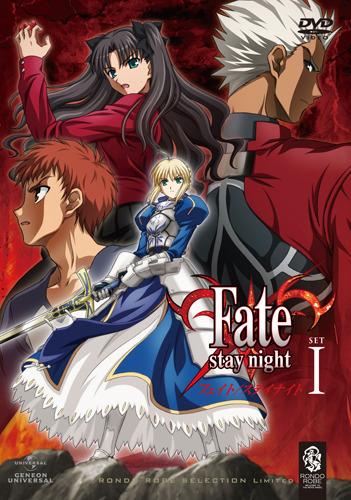 全24話で¥9,450というお得価格でリリースされる「Fate/stay night」 (c)ListenJapan